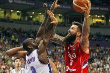 Srbija ponovo bolja od Francuske