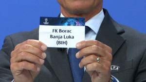 UEFA ponovo grupisala klubove: Borac saznao nove moguće protivnike!