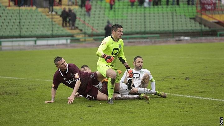 Olimpic slavio na Koševu i ostao u ligi