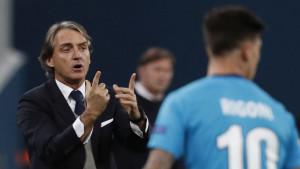 Roberto Mancini više nije trener Zenita, preuzima klupu Italije