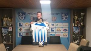 Marko Komnenović povratnik u redove RK Leotar