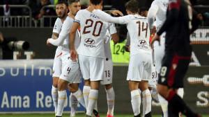 Fantastičan meč u Cagliariju: Cagliari - Roma 3:4