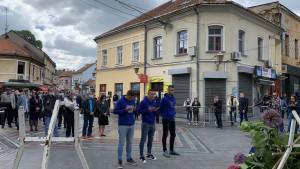 Sloboda i Tuzla City obilježili 25. godišnjicu zločina na Kapiji