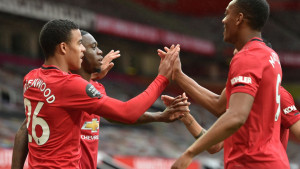 Revija čudesnih golova na Old Traffordu: Vraća li se dobri stari Manchester United?