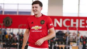 Harry Maguire novi igrač Manchester Uniteda!