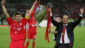 """Liverpool gubio 3:0 od Milana, pa na scenu stupile """"čarobne riječi"""" Rafe Beniteza"""