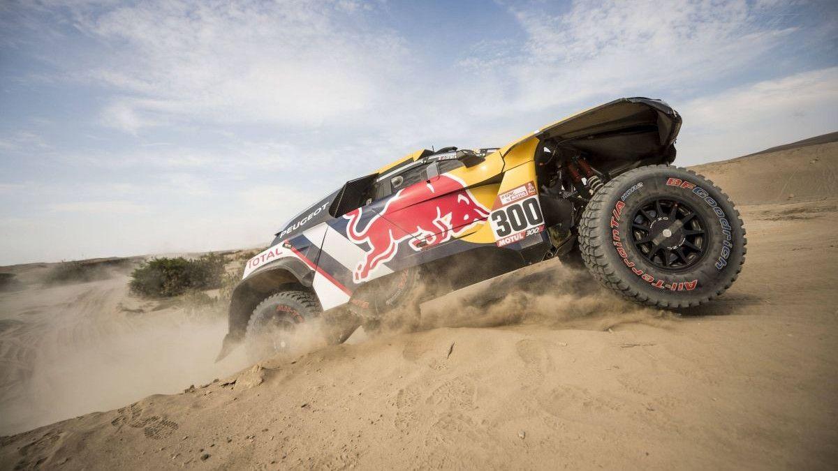 Dakar: Peterhansel pobjednik pete etape