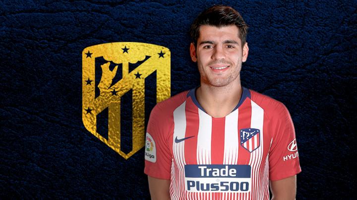 Alvaro Morata potpisao za Atletico Madrid