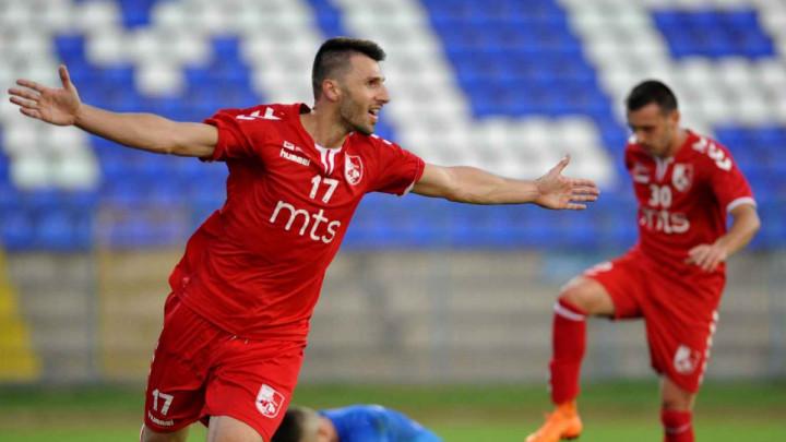 Dva gola nezaustavljivog Haskića u visokoj pobjedi Radničkog, Kojašević također dvostruki strijelac