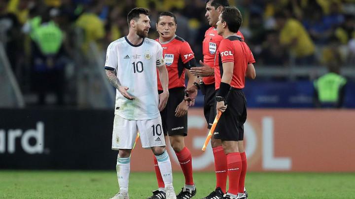 Sudac kojeg je Messi optužio za korupciju uputio odgovor Argentincu