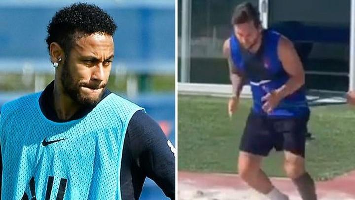 Neymarov lajk na Instagramu izazvao lavinu komentara navijača Barce