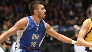 Nemanja Gordić: Najbolju asistenciju u karijeri sam imao u dresu Bosne i Hercegovine