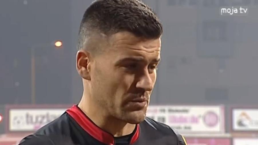 Mehmed Alispahić: Nije bilo čistog nogometa, ovo je realan rezultat