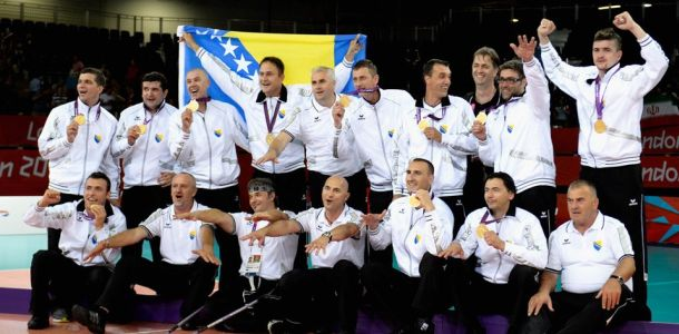 N/FSBiH čestitao odbojkašima i košarkašima