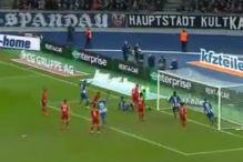 Sjajan gol Ibiševića protiv Bayerna