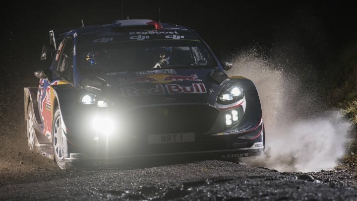 WRC: Ogier se približava petoj tituli