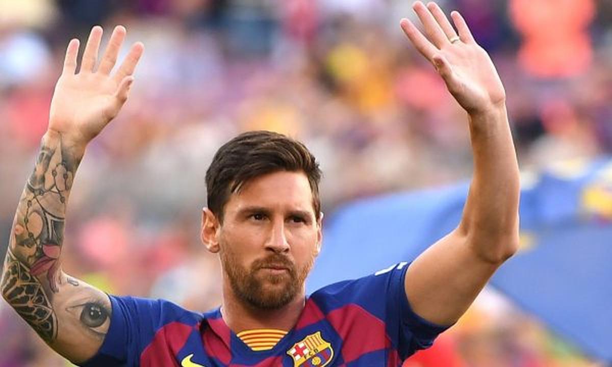 Marco Reus se nada da će Lionel Messi igrati protiv Borussije
