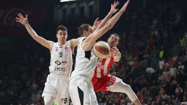 Partizan šokirao Zvezdu