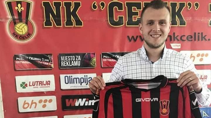 Armin Duvnjak produžio saradnju sa Čelikom