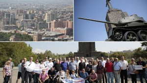 Foto priča: Jerevan, poprište duela Armenije i BiH