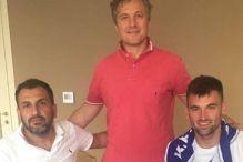 Ante Hrkać dvije godine u albanskoj Teuti