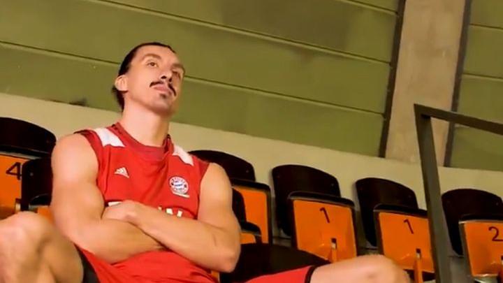 Bayern objavio video Đedovića na Twitteru, a onda je u komentarima nastao potpuni haos