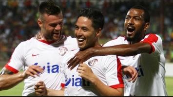 Nasri podsjeća na najbolje dane: Prelijep pogodak Francuza
