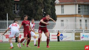 Benjamin Tatar junak Bordo tima: FK Sarajevo izbacio HŠK Zrinjski iz Kupa BiH