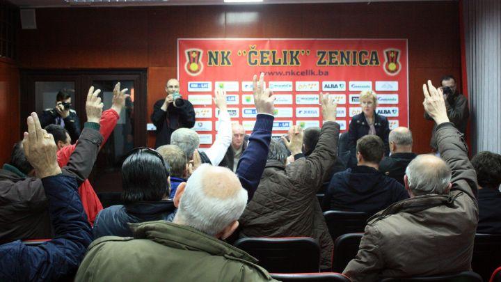 U četvrtak konačno Skupština NK Čelik