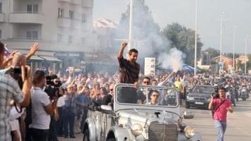Čilić u starom džipu stigao u Međugorje