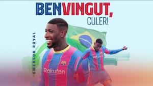 Emerson novi igrač Barcelone!