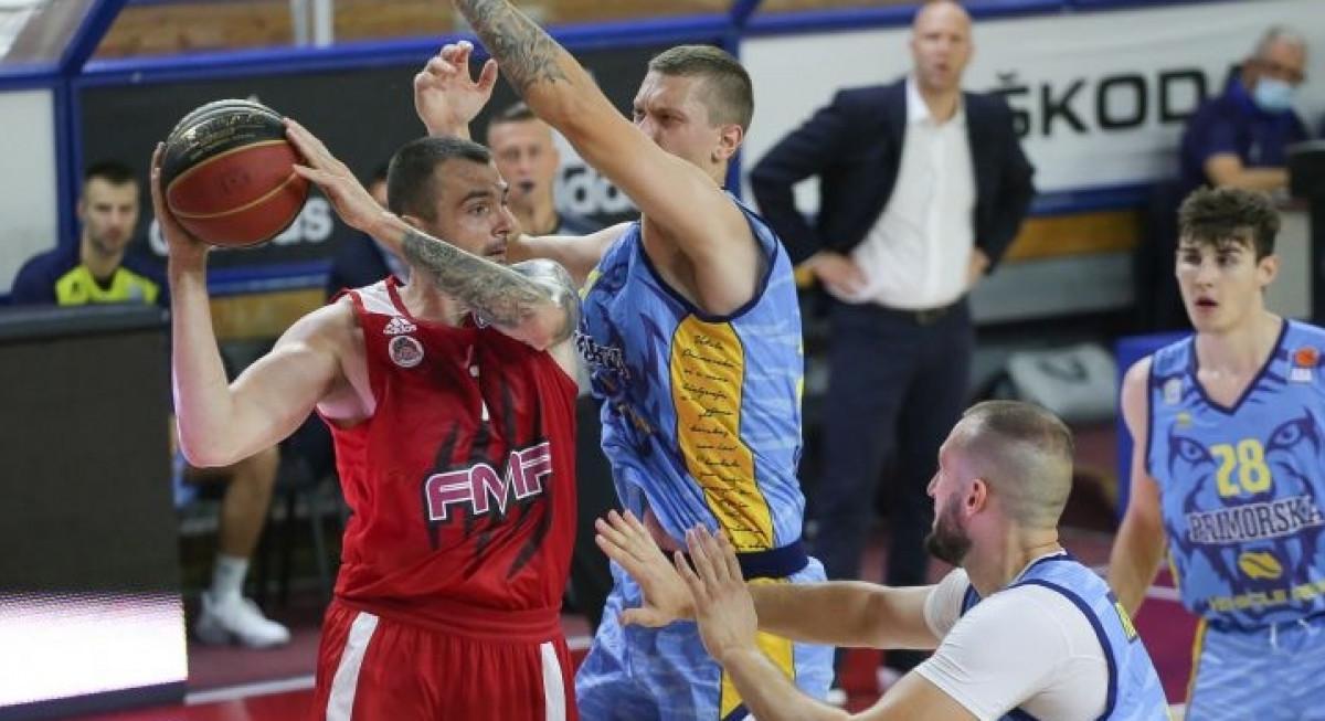 FMP savladao Primorsku na otvaranju nove ABA sezone