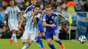 Argentinci tek sada počinju da cijene ono što je Messi napravio 2014. godine na Mundijalu