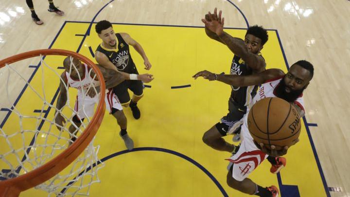 Rocketsi iskoristili lošu noć Warriorsa i izjednačili finalnu seriju Zapadne konferencije