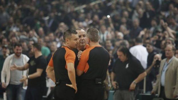 Olympiacos se žalio Euroligi zbog optužbi Giannakopoulosa