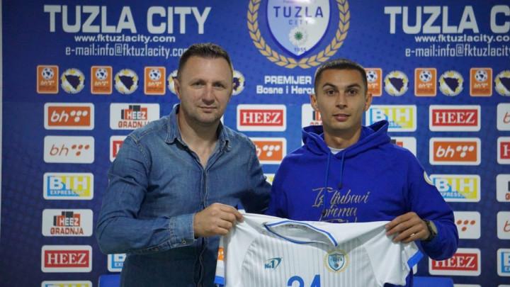 Dario Rugašević novi igrač Tuzla Cityja!
