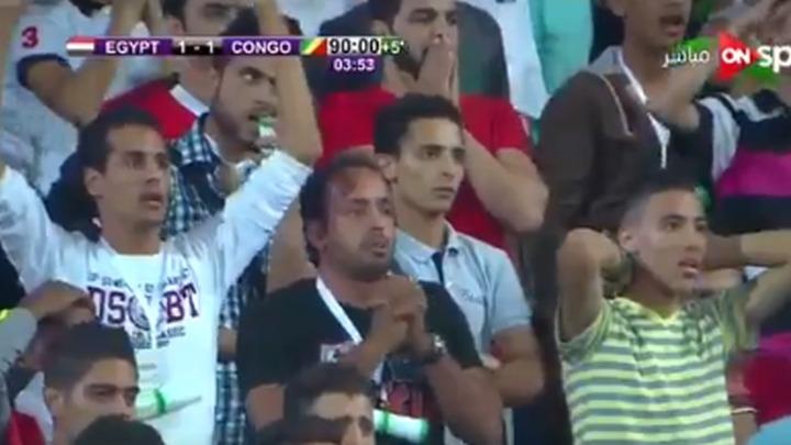 Salah u 95. minuti odveo Egipat na SP, ludilo na stadionu