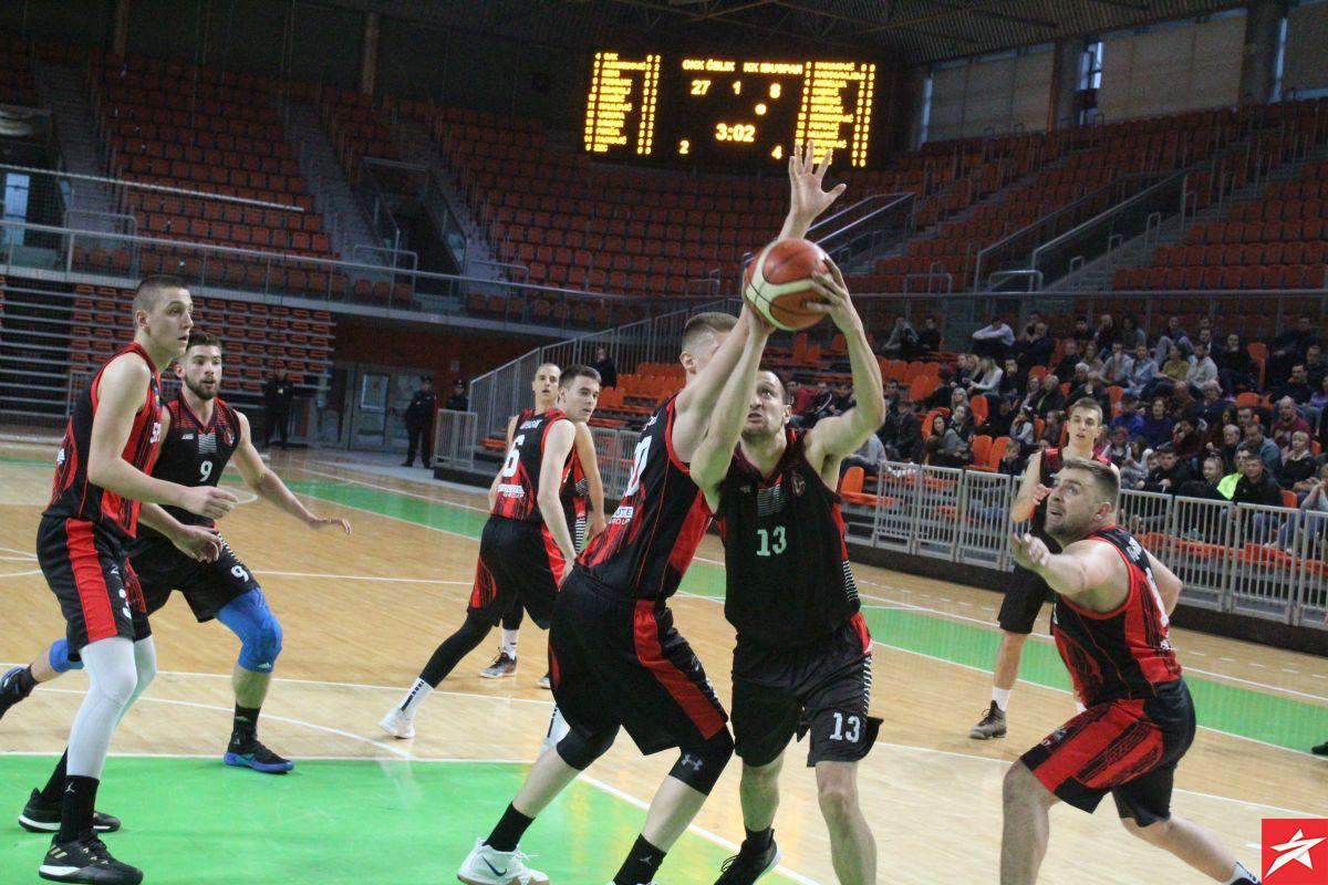 OKK Čelik u izravnom duelu za doigravanje pregazio IBU Spartans
