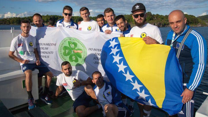 BiH u četvrtfinalu Svjetskog prvenstva za beskućnike