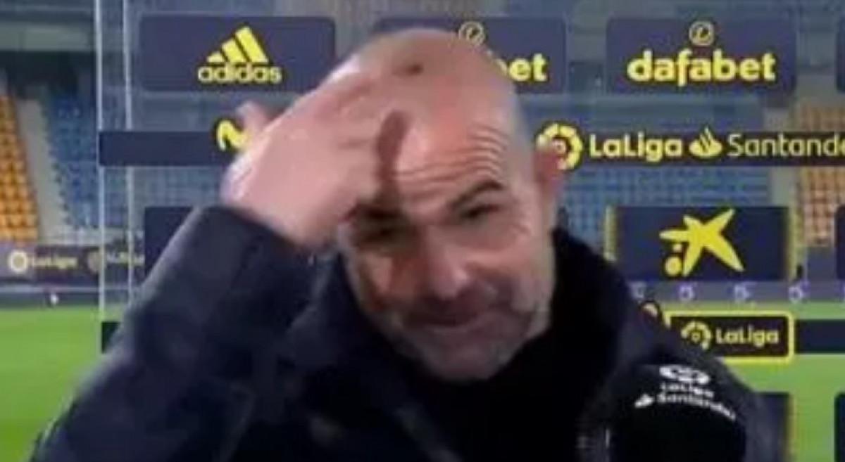 Trener Levantea povrijedio glavu na klupi: To je zato što sam ćelav