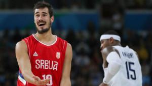 Srbijanski košarkaš poručio: Nismo nebeski narod, a Kosovo već decenijama nije naše