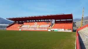 """FK Velež: Zapadna tribina stadiona """"Rođeni"""" u novom ruhu"""