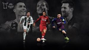 UEFA: Virgil van Dijk najbolji igrač Evrope!