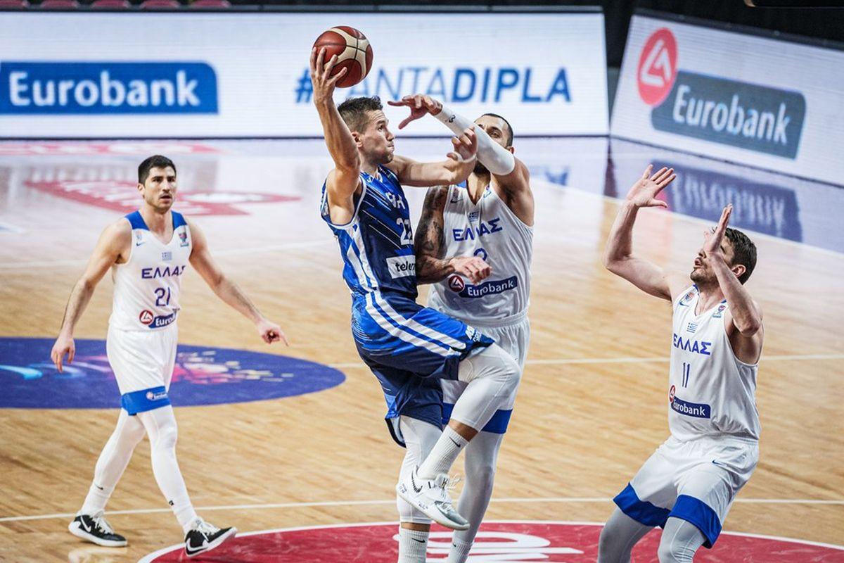 Košarkaši BiH deklasirali Grčku i osigurali prvo mjesto u kvalifikacionoj grupi!