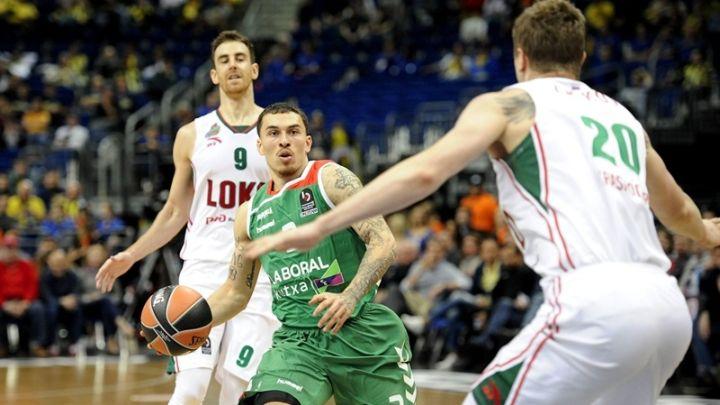 Lokomotiv Kuban slavio protiv Laboral Kutxe za treće mjesto
