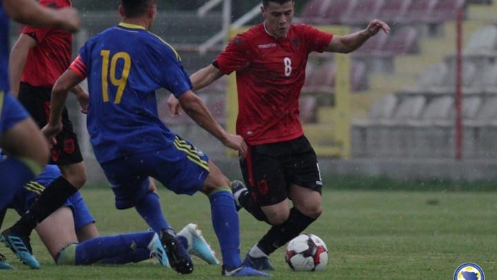 Bh. kadeti uvjerljivi protiv selekcije Albanije