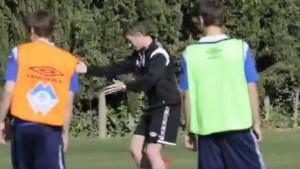 Pogledajte kako Solskjaer vodi treninge: Navijačima Uniteda će se svidjeti ono što govori