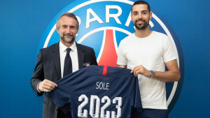Ferran Sole novo pojačanje PSG-a