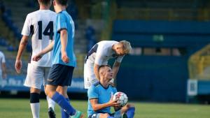 Prijateljski meč na Grbavici, FK Željezničar brojao do 10