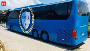 Azmir Husić ustupio autobus prijateljskom klubu za važan meč